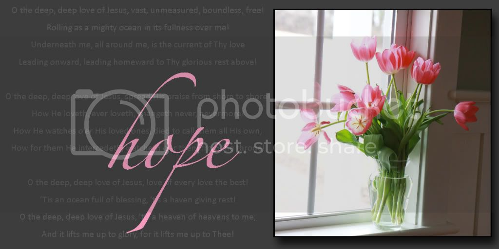 header hope, for blog