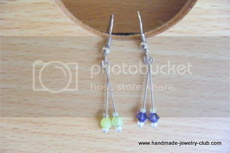 Jewelry making,tip,how to make,earrings
